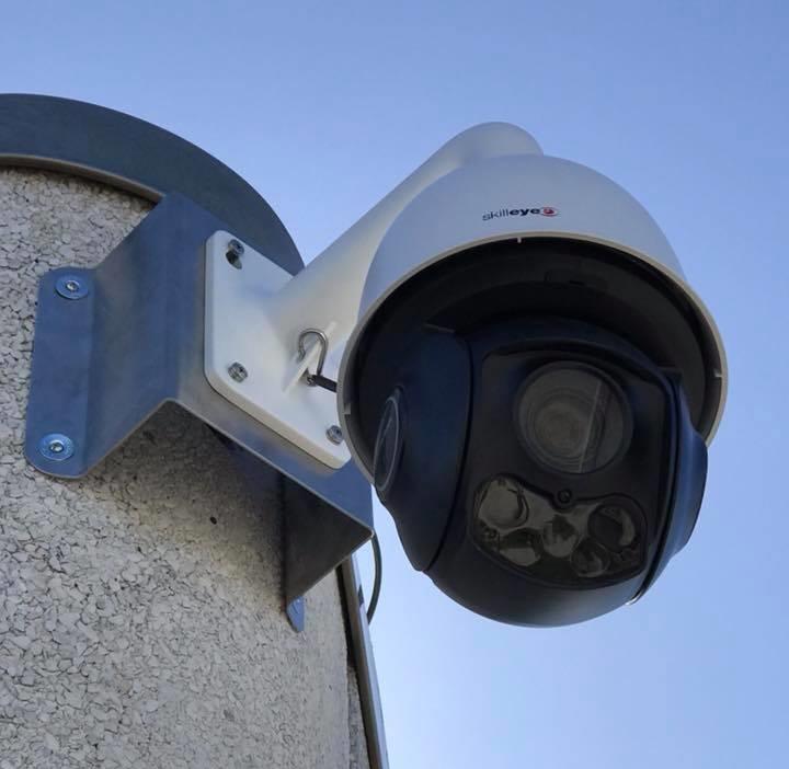 Impianti videosorveglianza vasto